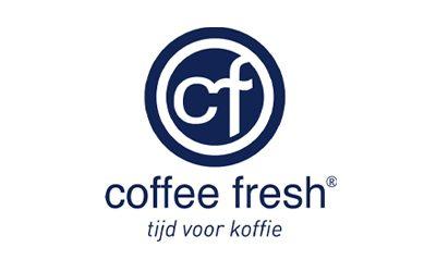logo Coffee Fresh sponsor Keppelrun 10 km